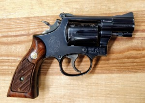 Rewolwer Smith&Wesson kal. 38Spec