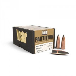 Pociski Nosler 8mm 200gr Partition