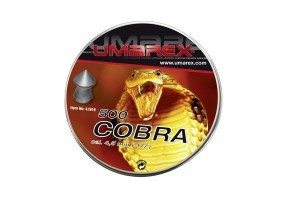 Śrut 4,5mm Umarex Cobra (500szt.)