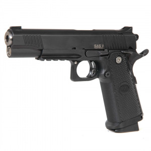 Pistolet BUL SAS II Tact.Carry Gov 9mm