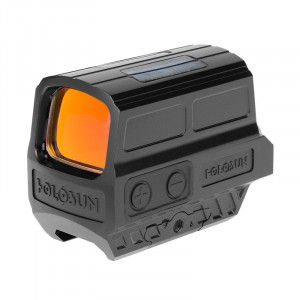 Holosun - Kolimator Enclosed Reflex Sight HS512C Multi Reticle - Solar Panel