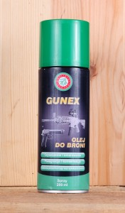 Olej Gunex spray 200ml