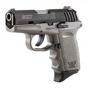 Pistolet SCCY CPX-2 CBSG